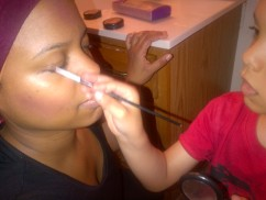 making mommy pretty + cool