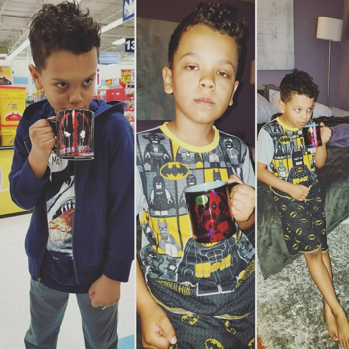 black boy joy | comics + coffee mugs