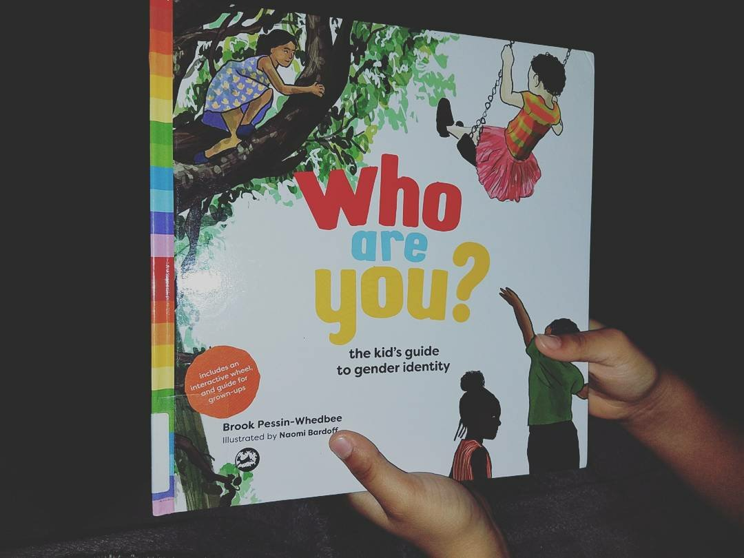 who we are | contemplating gender identity + expression